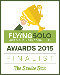 Flying Solo Awards Finalist